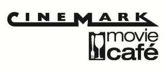mark for CINEMARK MOVIE CAFE, trademark #85857395