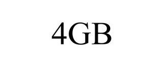 mark for 4GB, trademark #85857399