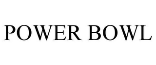 mark for POWER BOWL, trademark #85857806