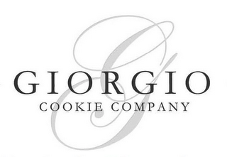 mark for G GIORGIO COOKIE COMPANY, trademark #85857835