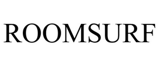 mark for ROOMSURF, trademark #85857936