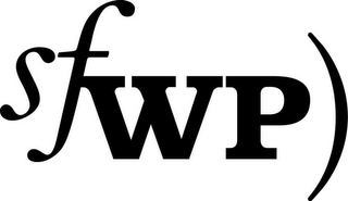 mark for SFWP), trademark #85857946