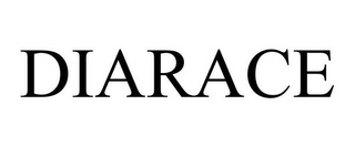mark for DIARACE, trademark #85858094