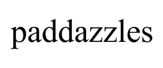 mark for PADDAZZLES, trademark #85858542