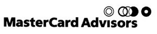 mark for MASTERCARD ADVISORS, trademark #85858974
