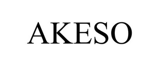 mark for AKESO, trademark #85859066