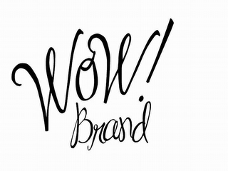 mark for WOW BRAND!, trademark #85859167