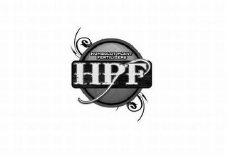 mark for HPF HUMBOLDT PLANT FERTILIZERS, trademark #85859182