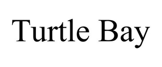 mark for TURTLE BAY, trademark #85859206