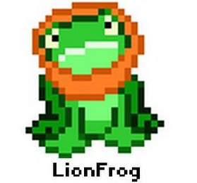 mark for LIONFROG, trademark #85859225