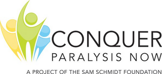mark for CONQUER PARALYSIS NOW A PROJECT OF THE SAM SCHMIDT FOUNDATION, trademark #85859491