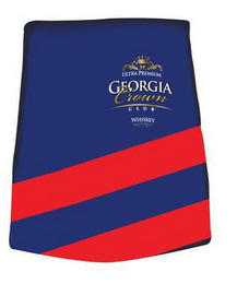 mark for ULTRA PREMIUM GEORGIA CROWN CLUB WHISKY, trademark #85859648