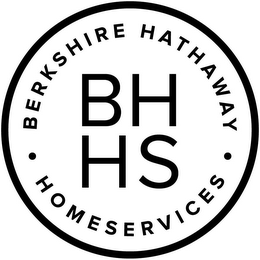 mark for BHHS BERKSHIRE HATHAWAY HOMESERVICES, trademark #85859943