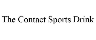 mark for THE CONTACT SPORTS DRINK, trademark #85859985