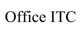 mark for OFFICE ITC, trademark #85859999