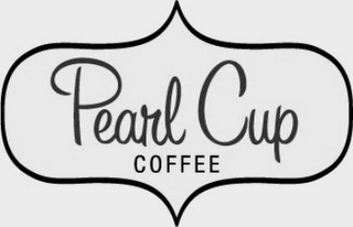 mark for PEARL CUP COFFEE, trademark #85860025