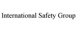 mark for INTERNATIONAL SAFETY GROUP, trademark #85860049