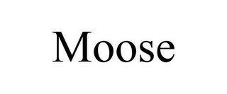mark for MOOSE, trademark #85860197