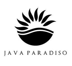 mark for JAVA PARADISO, trademark #85860252