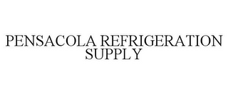 mark for PENSACOLA REFRIGERATION SUPPLY, trademark #85860257