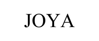 mark for JOYA, trademark #85860334