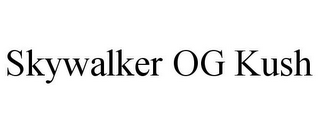 mark for SKYWALKER OG KUSH, trademark #85860393