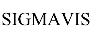 mark for SIGMAVIS, trademark #85860394