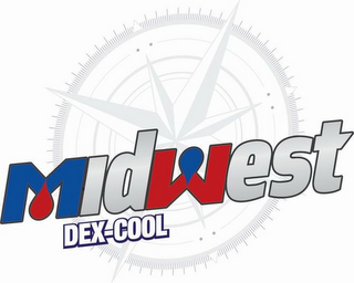 mark for MIDWEST DEX-COOL, trademark #85860406