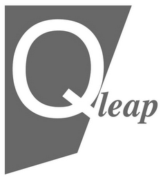 mark for QLEAP, trademark #85860416
