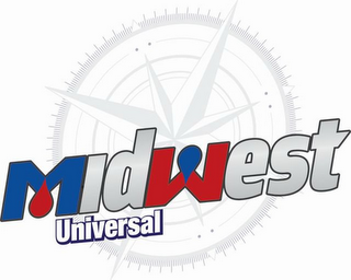 mark for MIDWEST UNIVERSAL, trademark #85860439
