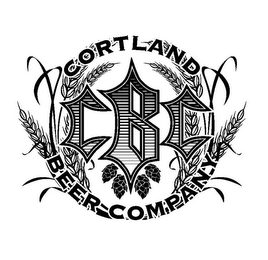 mark for CORTLAND BEER COMPANY CBC, trademark #85860574