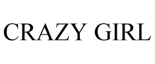 mark for CRAZY GIRL, trademark #85860775