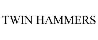 mark for TWIN HAMMERS, trademark #85860801