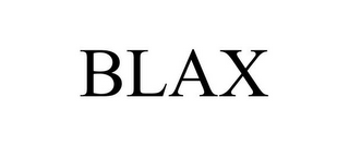 mark for BLAX, trademark #85860803