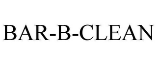 mark for BAR-B-CLEAN, trademark #85860951