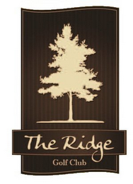 mark for THE RIDGE GOLF CLUB, trademark #85861072