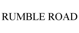 mark for RUMBLE ROAD, trademark #85861127