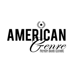 mark for AMERICAN GENRE PREMIUM BRAND CLOTHING, trademark #85861149