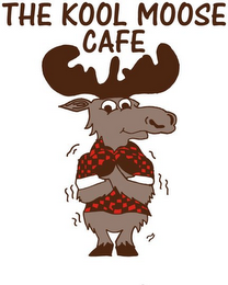 mark for THE KOOL MOOSE CAFE, trademark #85861328