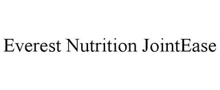 mark for EVEREST NUTRITION JOINTEASE, trademark #85861532