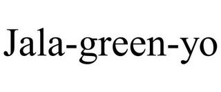 mark for JALA-GREEN-YO, trademark #85861609