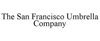 mark for THE SAN FRANCISCO UMBRELLA COMPANY, trademark #85861779
