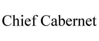 mark for CHIEF CABERNET, trademark #85861816