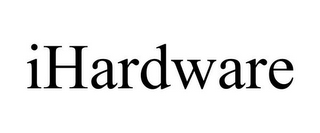 mark for IHARDWARE, trademark #85861926