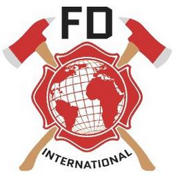 mark for FD INTERNATIONAL, trademark #85861975