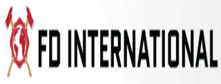 mark for FD INTERNATIONAL, trademark #85862034
