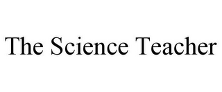 mark for THE SCIENCE TEACHER, trademark #85862429