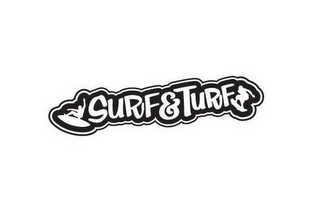 mark for SURF & TURF, trademark #85862640