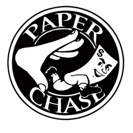 mark for PAPER CHASE, trademark #85863054