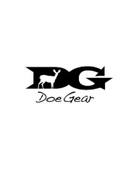 mark for DG DOE GEAR, trademark #85863132